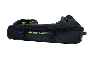 High Sierra AT8 Wheeled Duffel Upright