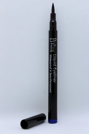 B Vain Liquid Eye Liner - BSPE3 Blue
