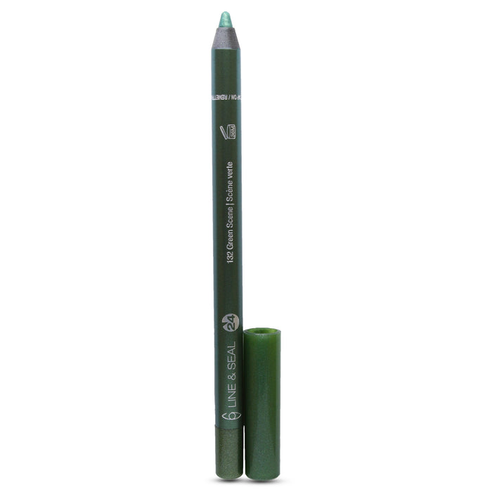 Styli-Style Line & Seal 24 for Eyes - 132 Green Scene
