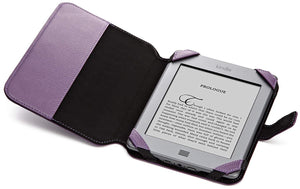 Belkin Verve Tab Folio Cover, Purple [will only fit Kindle Paperwhite, Kindle (5th Generation), Kindle Touch (4th Generation) and Kindle (7th Generation)]