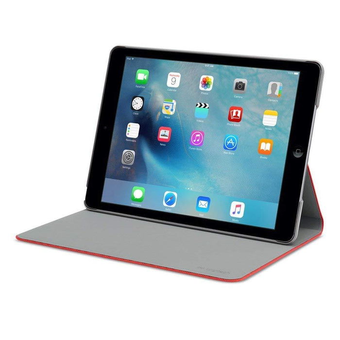 Logitech Hinge Flip Case for iPad Air - Red