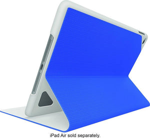 Logitech Hinge Flip Case for iPad Air 2 - Blue