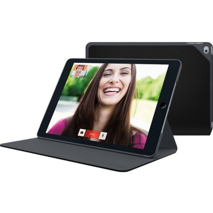 Logitech Hinge Flip Case iPad Air 2 - Black
