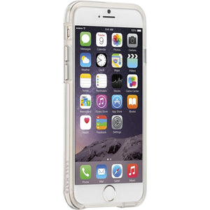 Case-Mate Naked Tough Miami print Back Case for iPhone 6 - Transparent