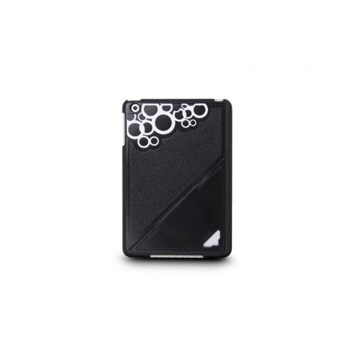 The Joy Factory Fizz  Back Case for iPad Mini - Black with white