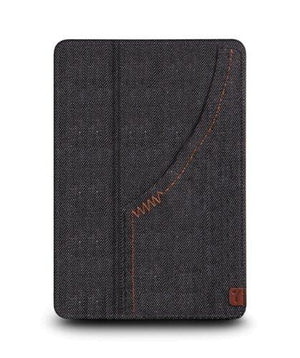 The Joy Factory SmartSuit Mini Denim Flip Case for iPad mini - Denim Black
