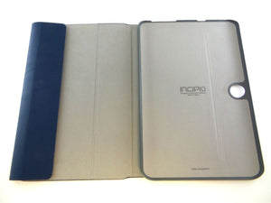 Incipio Faraday Flip Case for Verizon Ellipsis 10 - Navy Blue