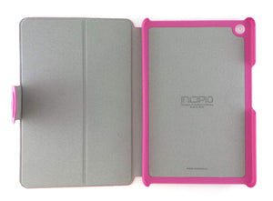 Incipio Lexington Flip Case for Asus ZenPad Z8 - Pink