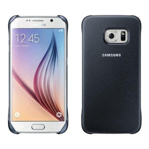 Samsung Galaxy S6 Protective Back Case - Black