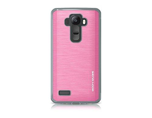 Body Glove Fusion Silk Case Back Cover for LG G4 - Pink / Grey