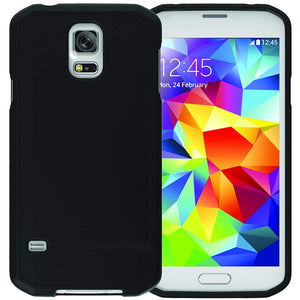 Body Glove Satin Case Back Cover for Samsung Galaxy S5 - Black