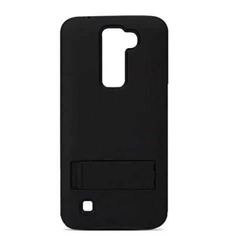 Case-Mate ToughStand Back Cover for LG Phoenix 2 - Black