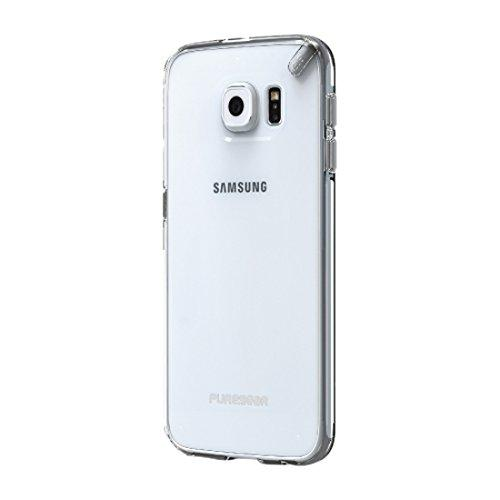PureGear Slim Shell Back Cover for Samsung Galaxy S6 - Transparent