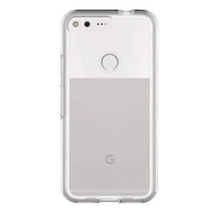 Case-Mate NakedTough Back Cover for Google Pixel 5 inches - Transparent