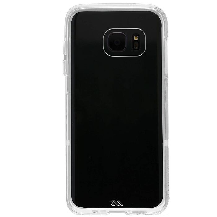 Case-Mate NakedTough Back Cover for Samsung Galaxy S7- Transparent