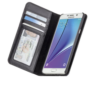 Case-Mate Wallet Folio Flip Case for Samsung Galaxy S6 - Black