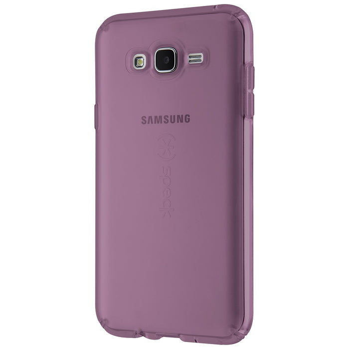 Speck CandyShell Transparent Back Case for Samsung Galaxy J7 - Clear Purple