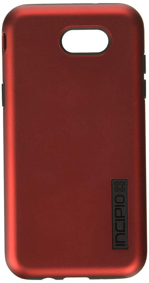 Incipio DualPro Back Cover for Samsung Galaxy J3 - Iridescent Red