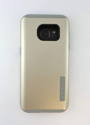 Incipio DualPro Back Cover for Samsung Galaxy S7  - Champagne Gold
