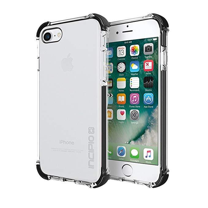 Incipio Transparent Back Case with reinforced corners for iPhone 7