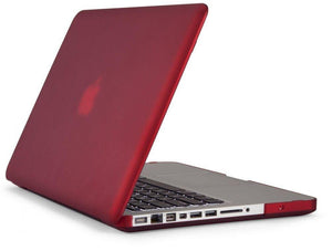 Speck seeThru Front & Back Body Cover for  Macbook Pro 13 Inch - Red