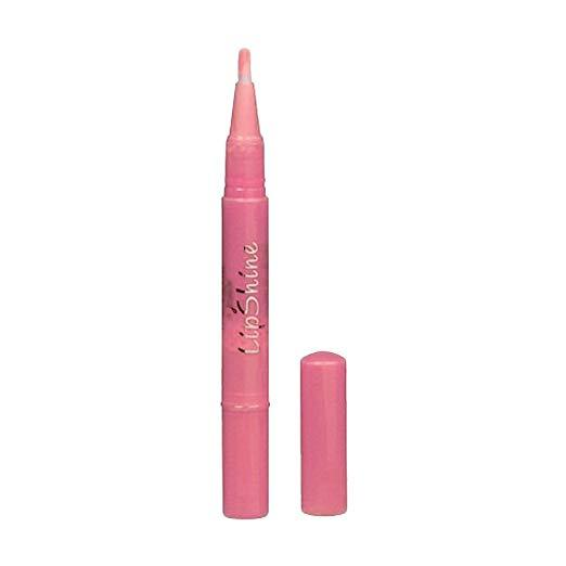 Jordana Lip Shine Shimmer Glaze - 07 Strawberry
