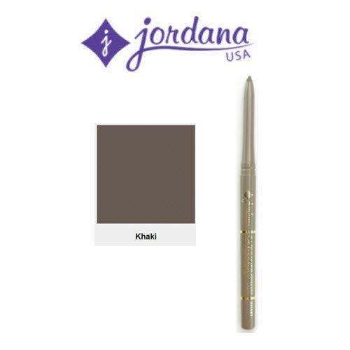 Jordana Easyliner Retractable Pencil for Eyes - Khaki