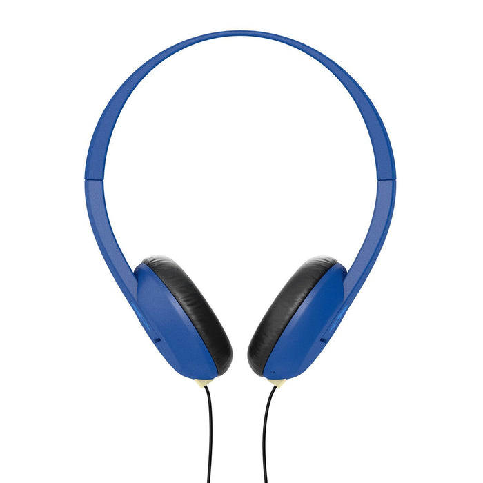 Skullcandy UproarS5URHT-454 On-Ear Headphones with Mic (Blue)