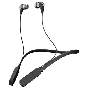Skullcandy Inkd Bluetooth Wireless in-Ear Earbuds with Mic (Black)