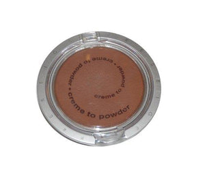 Prestige Touch Tone Cream to Powder Make-up Compact Creme - CM-08A Coffee Bean
