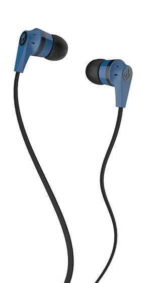 Skullcandy Ink'd 2 Wired Earphones - Blue