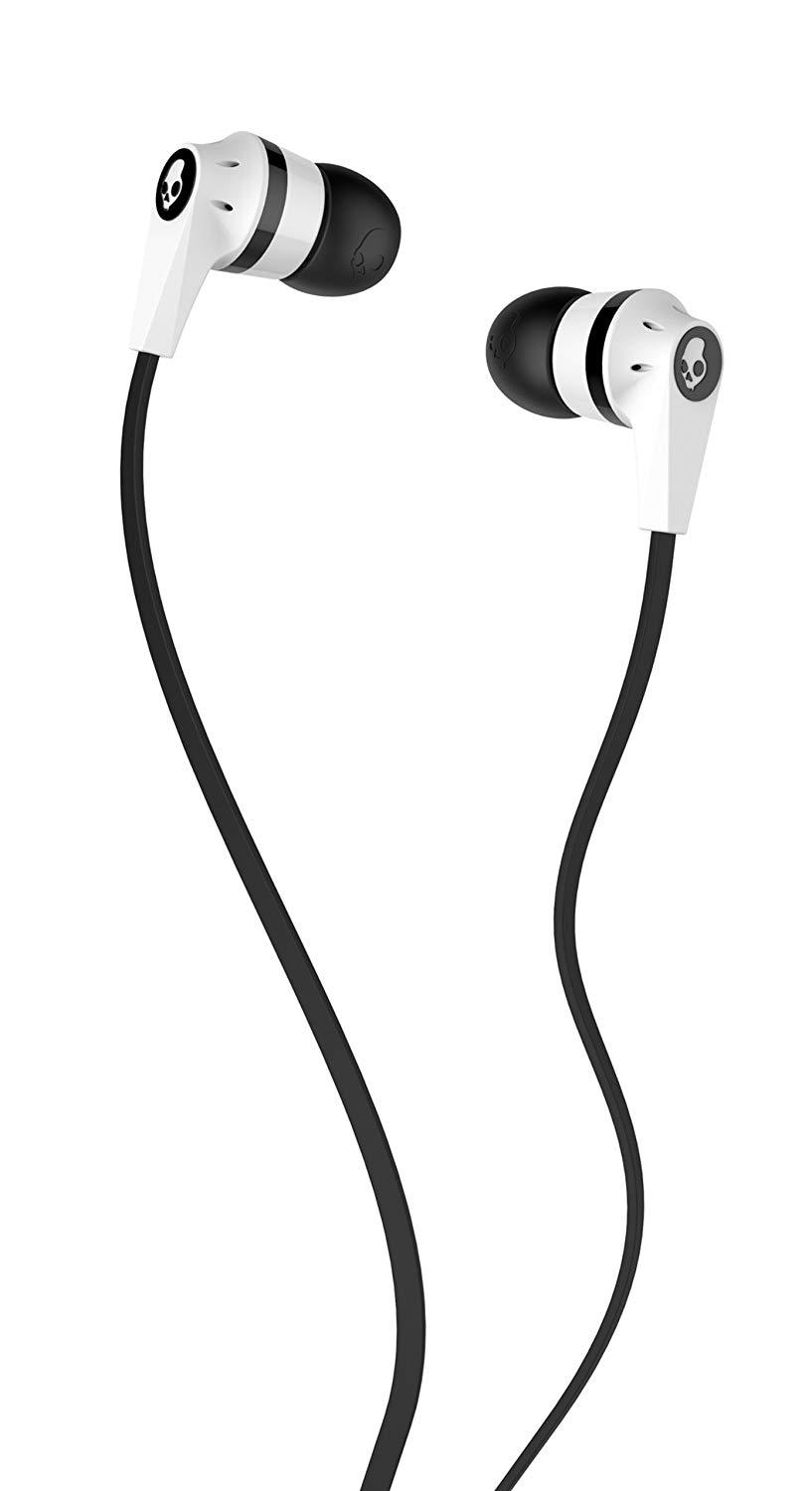 Skullcandy Ink'd 2 Wired Earphones - White
