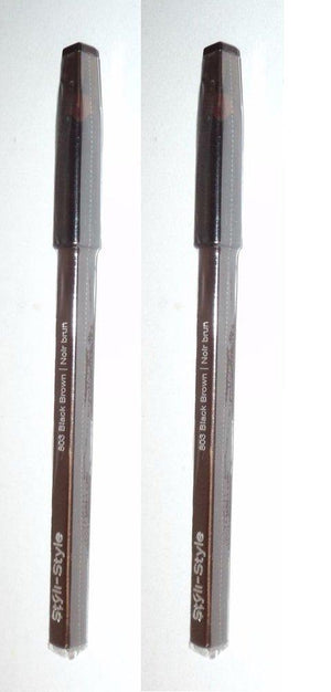 Styli-Style Line & Blend for Eyes - 803 Black Brown