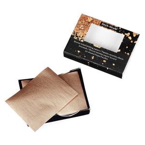 Styli-Style Blush Bronze Tinted Blotting Papers - FBP002 Radiant