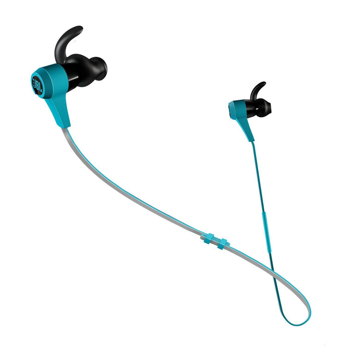 JBL Synchros Reflect BT In-Ear Bluetooth Sport Headphones Blue
