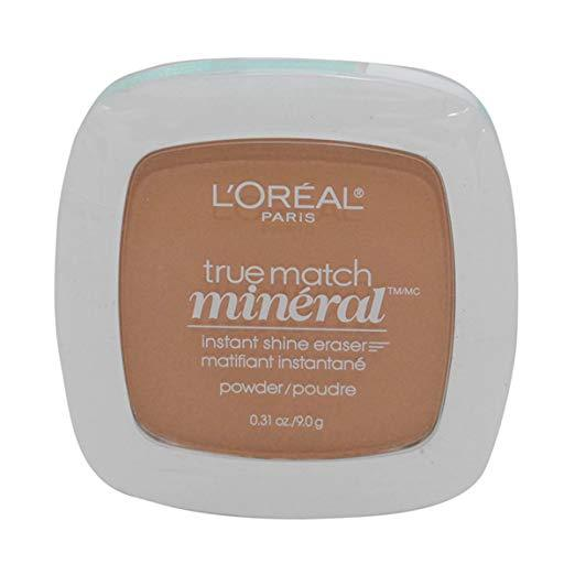 L'Oreal Paris True Match Mineral Powder - N6-7/416 Classic Tan