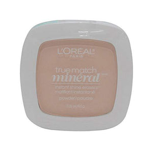 L'Oreal Paris True Match Mineral Powder - N1-2/402  Soft Ivory