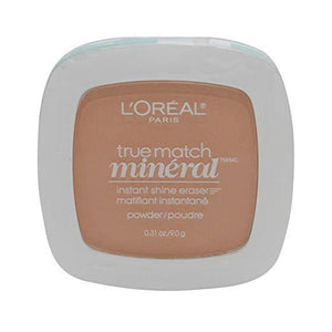 L'Oreal Paris True Match Mineral Powder - W4-5/412  Sand Beige