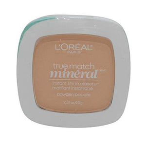 L'Oreal Paris True Match Mineral Powder - W3/406   Nude Beige
