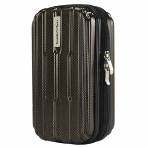 Traveler's Choice Pasadena 3pc Expandable Hardside Spinner Luggage Set