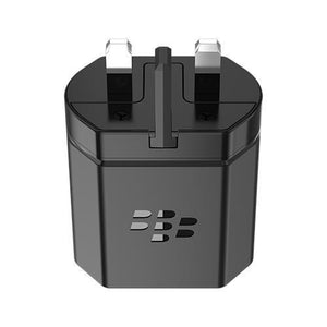BlackBerry RC-1500 UK  Charger Adapter for UK- Black