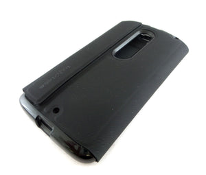 Tech21 Evo Wallet Flip Case for Motorola Droid Maxx 2 - Black
