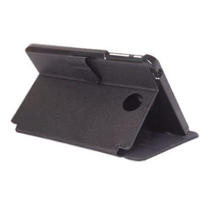 Verizon Tablet Flip Case for Ellipsis 8 - Black