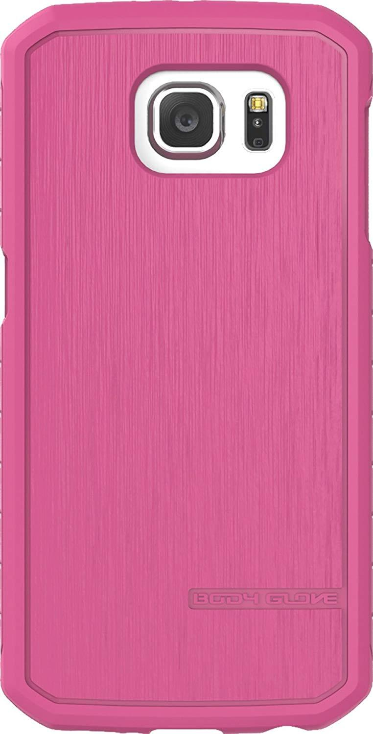 Body Glove Satin Case Back Cover for Samsung Galaxy S6 - Pink