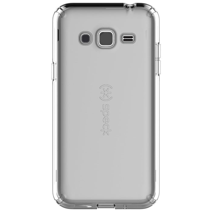 Speck CandyShell Clear Back Cover for Samsung Galaxy J3/Express Prime  - Transparent