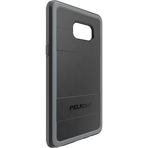 Pelican Protector Back Cover for Samsung Galaxy Note 7 - Black