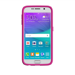 Speck CandyShell Back Case for Samsung Galaxy S6 - Carnation Pink