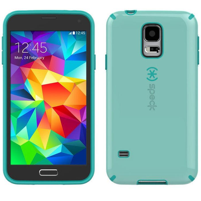 Speck CandyShell Back Case for Samsung Galaxy S5 - Green
