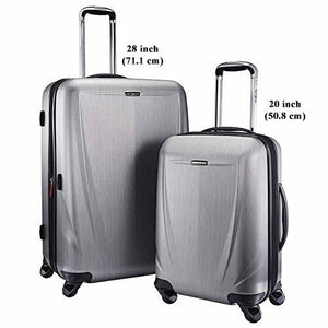 Samsonite Sphere DLX 2-piece Hardside Spinner Set