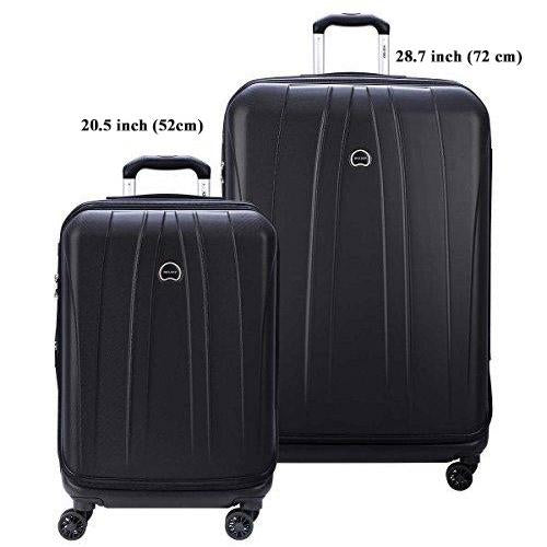 DELSEY Innovate DLX - 2 Piece  Hardside Luggage set
